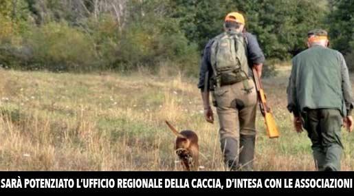 Caccia in Calabria