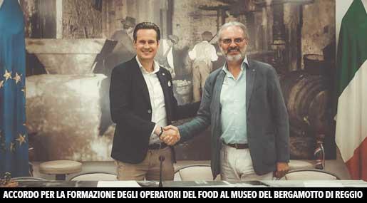 Vittorio Caminiti e Corrado Rossi