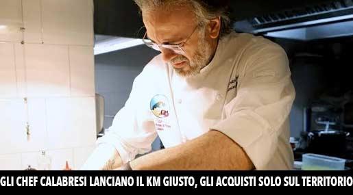 Lo chef Francesco Pucci