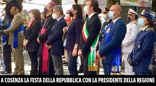 Festa della Repubblica a Cosenza