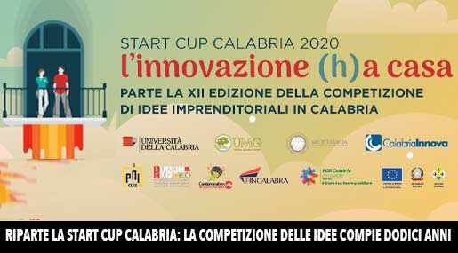 Start Cup Calabria