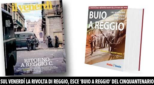 Buio a Reggio, l'edizione del 50ntenario