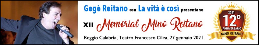 XII Memorial Mino Reitano