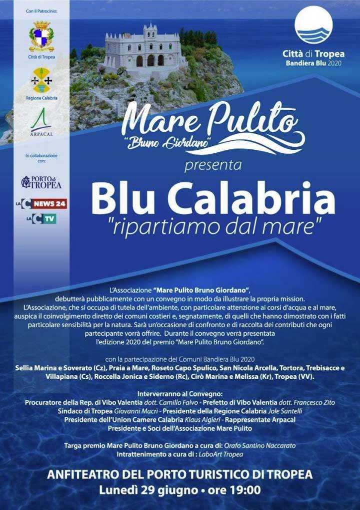 Premio Mare pulito Bruno Giordano.