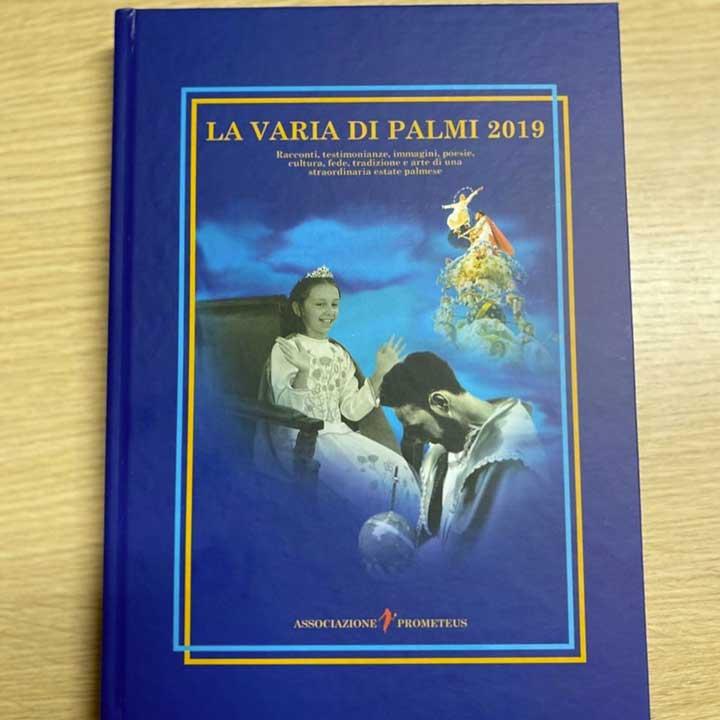 libro Vari adi Palmi