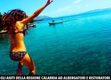 Al mare in Calabria