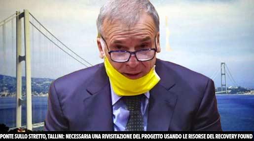 Il presidente del Consiglio regionale Mimmo Tallini