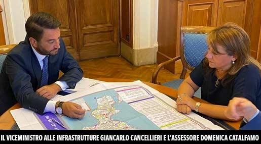 Giancarlo Cancellieri e Domenica Catalfamo