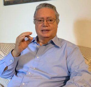 Il prof. Pino Nisticò