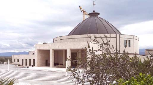 Chiesa di Paravati