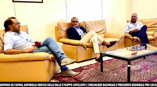 Pro loco e De Caprio
