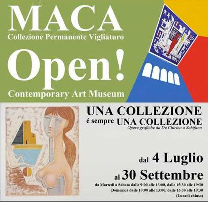 """ACRI (CS) - La mostra """"Una collezione è sempre una collezione"""" - Calabria.Live"""