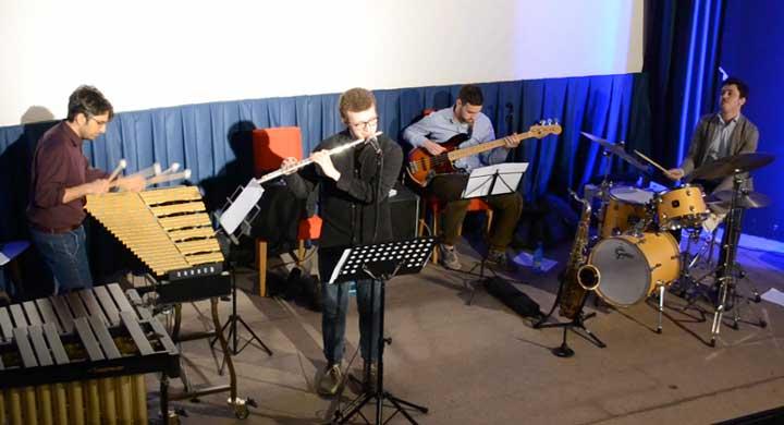 Andrea Mellace Quartet