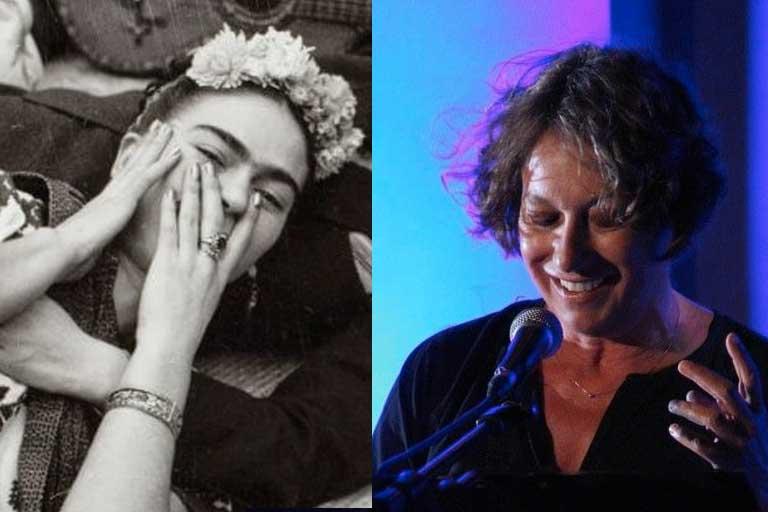 Francesca Bianco è Frida Kahlo