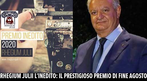 Rhegium Julii Premio L'Inedito