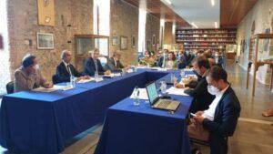 Il tavolo del Contratto di sviluppoper il centro storico di Cosenza