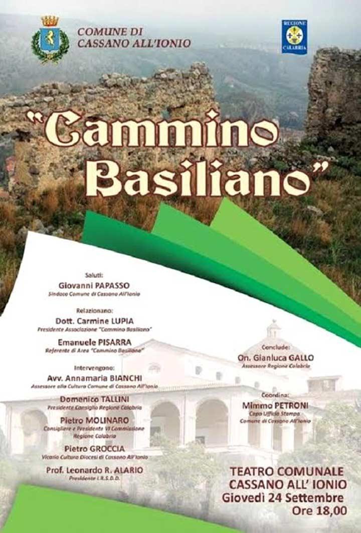 Il Cammino Basiliano