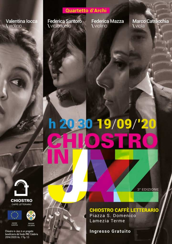 Chiostro in Jazz