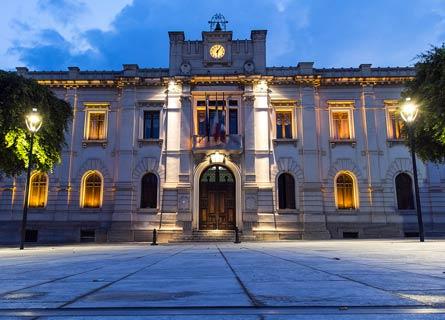 Reggio Calabria, Palazzo San Giorgio