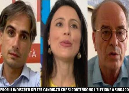 Giuseppe Falcomatà, Angela Marcianò e Nino Minicuci