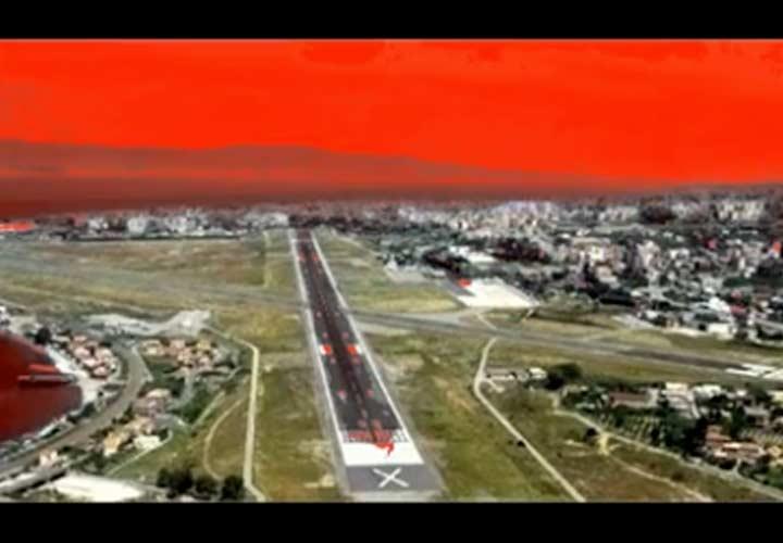 L'Aeroporto dello Stretto nello spot di Klaus Davi