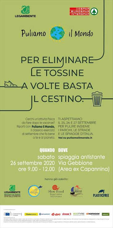 Iniziativa di Legambiente a Reggio