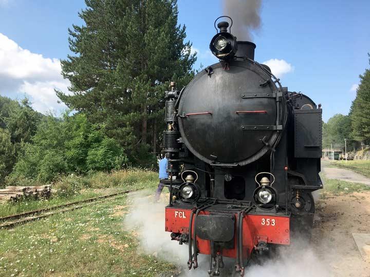 Treno Sila
