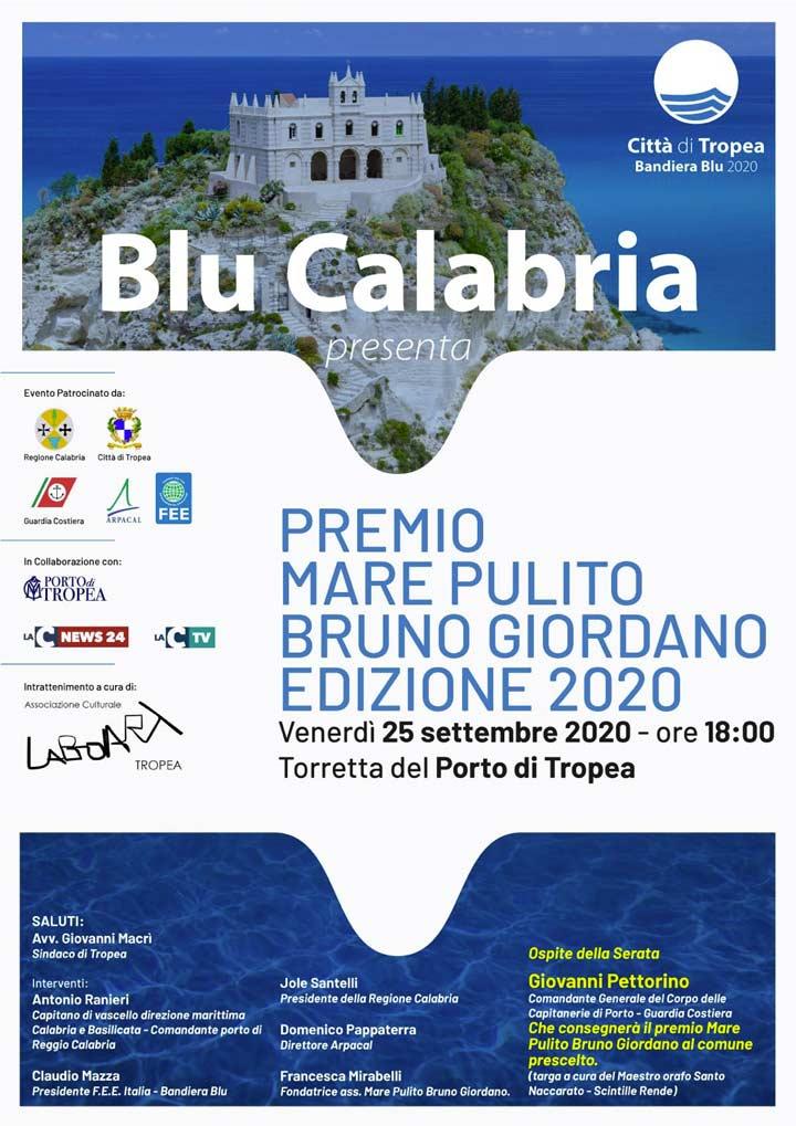 """Premio Mare Pulito """"Bruno Giordano"""""""
