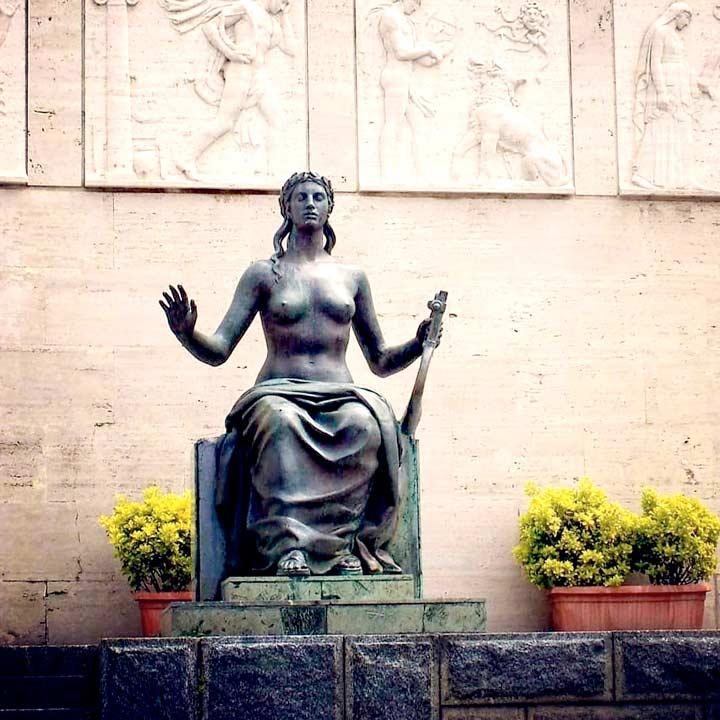 Monumento Cilea