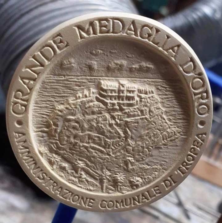 medaglia Tropea