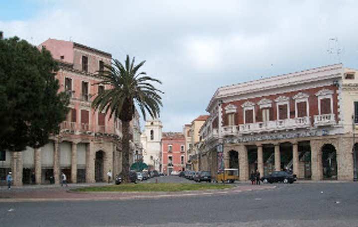 Piazza Pitagora KR