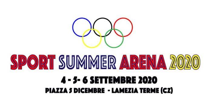 Sport Summer Arena