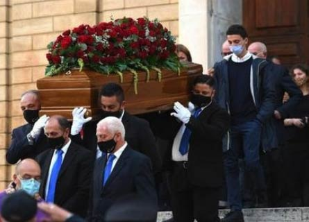 I funerali di Jole Santelli