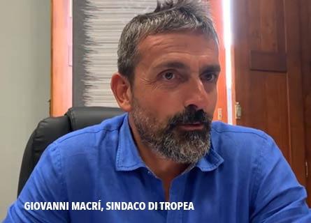 Giovanni Macrì, sindaco di Tropea