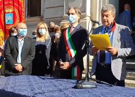 Proclamazione eletti COnsiglio comunale a Reggio