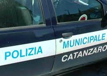 Polizia Municipale a Catanzaro