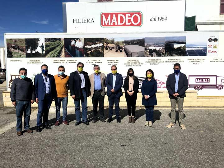 Madeo + Coldiretti