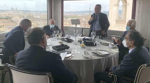 Giuseppe Nisticò introduce il Premio Pericles 2020
