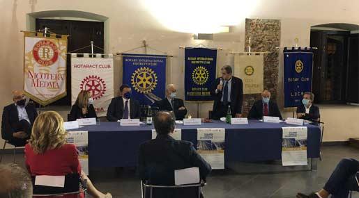 Convegno Rotary Club a Gioia Tauro