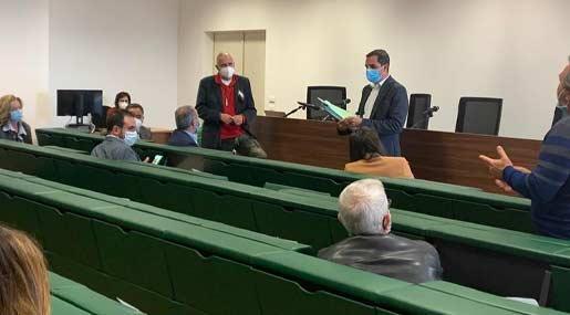 Cittadella regionale incontro De Caprio con sindaci Belvedere Spinello e Cirò Marina