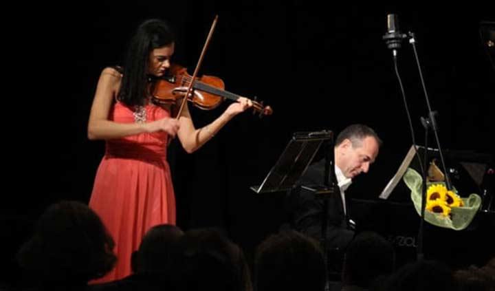 Il concerto del duo Ghigi-Rossetti