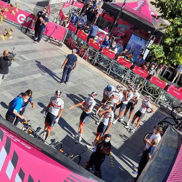 Giro d'Italia a Castrovillari