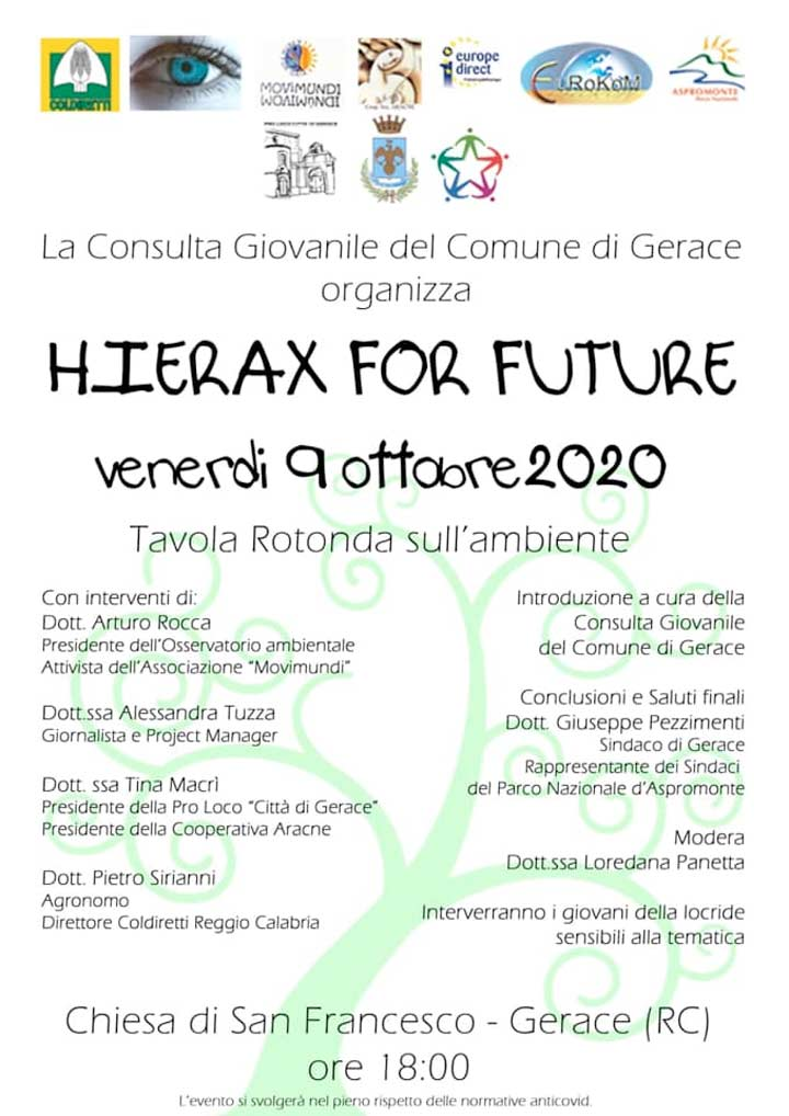 Hierax for future