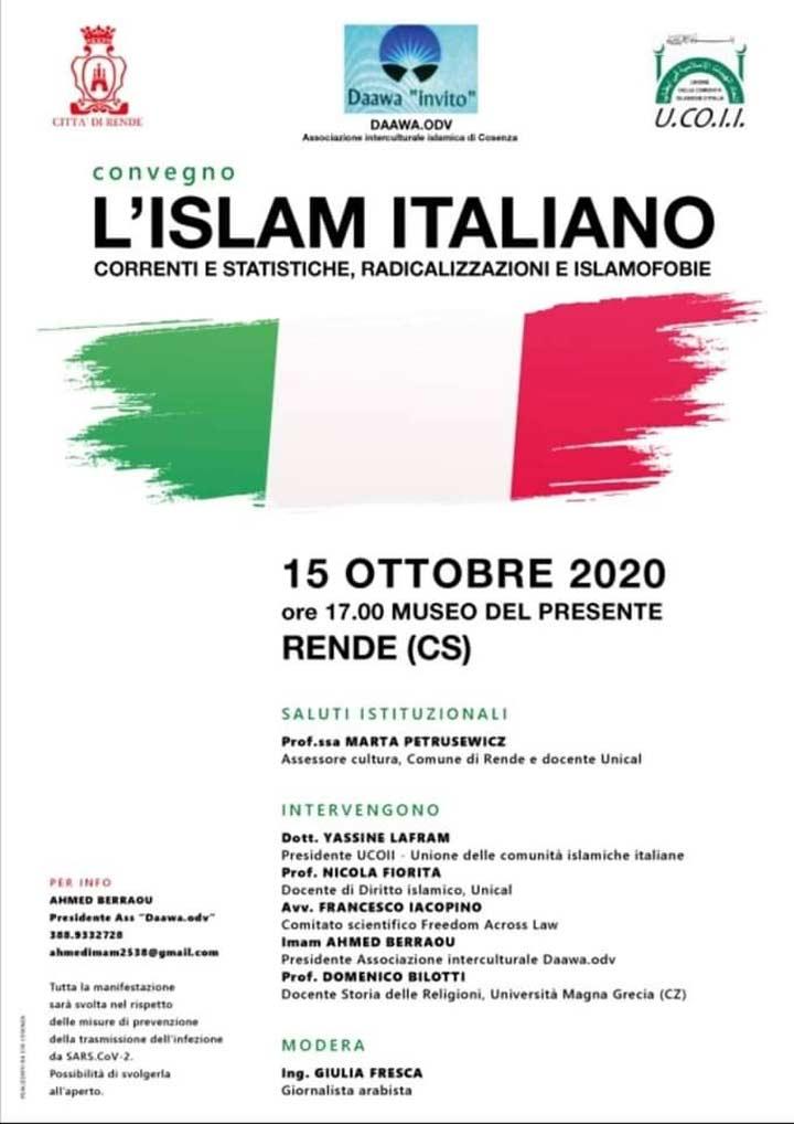 L'Islam italiano convegno