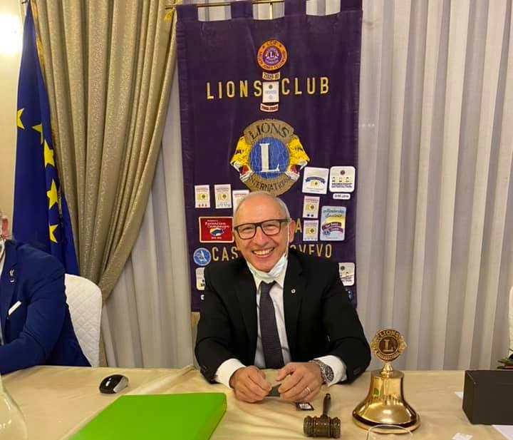 Gaetano Liguori, presidente Lions Club Cosenza