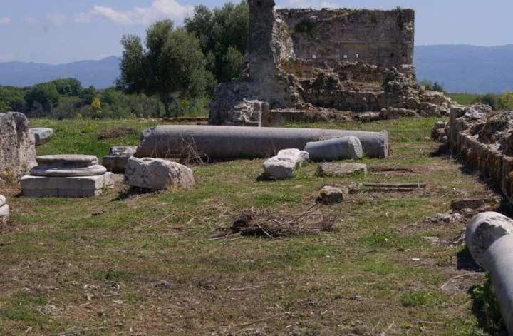 Parco Archeologico Antica Mileto