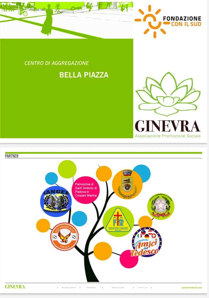 """Centro di Aggregazione """"Bella Piazza"""""""