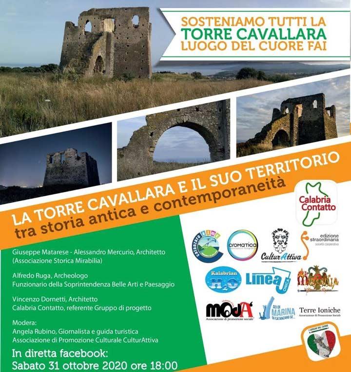 Torre Cavallara evento