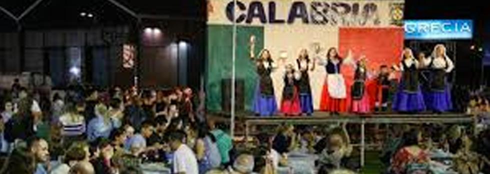 Festa della Collettività e Incontro delle Comunità a Rosario in Argentina