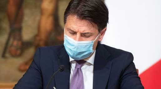 Giuseppe Conte su Cotticelli